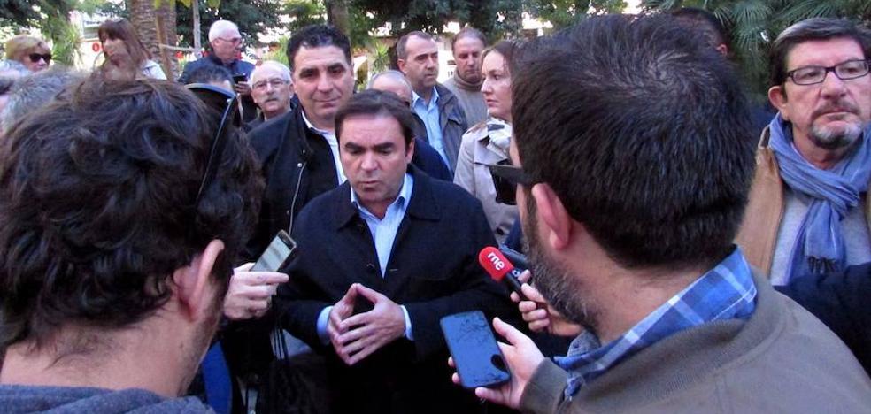 """Miguel Moreno (PP): """"No habrá paz sin justicia, unidad sin democracia"""""""