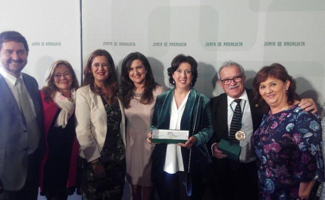 Dos jienenses, entre los premios al Mérito de la Educación de la Junta de Andalucía