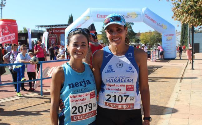 Díez Santaella es la campeona definitiva del GP de Diputación
