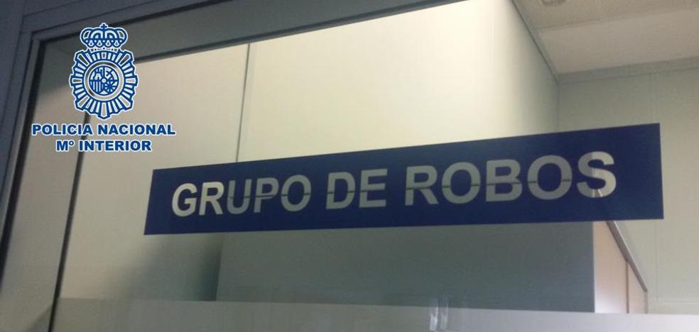 Detenido en Granada por robar en un bar un sobre con 3.000 euros dentro