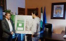 Comienza el acondicionamiento de la red de saneamiento de Cambil