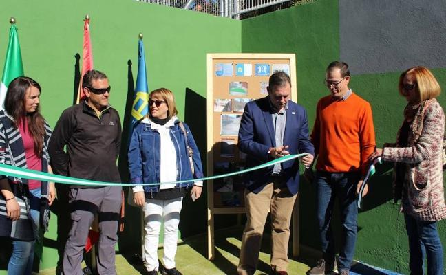 Jun potencia el deporte desde los centros escolares con nuevas instalaciones