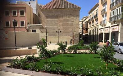 Cortes de tráfico en el centro de Almería por obras de mejora