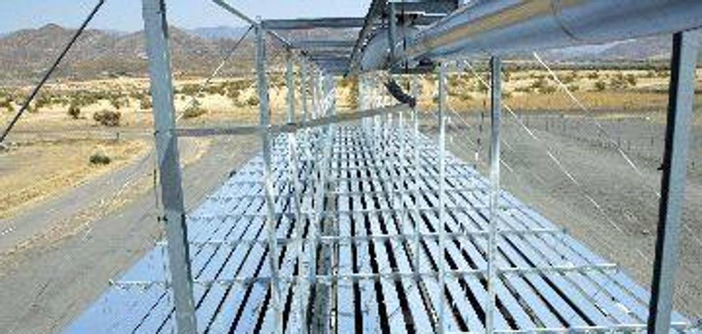 Dimite el director de la Plataforma Solar de Tabernas por las trabas restrictivas del Gobierno