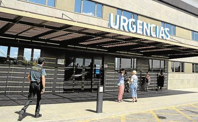 Una niña de dos años ingresa en coma tras ingerir hachís en Murcia
