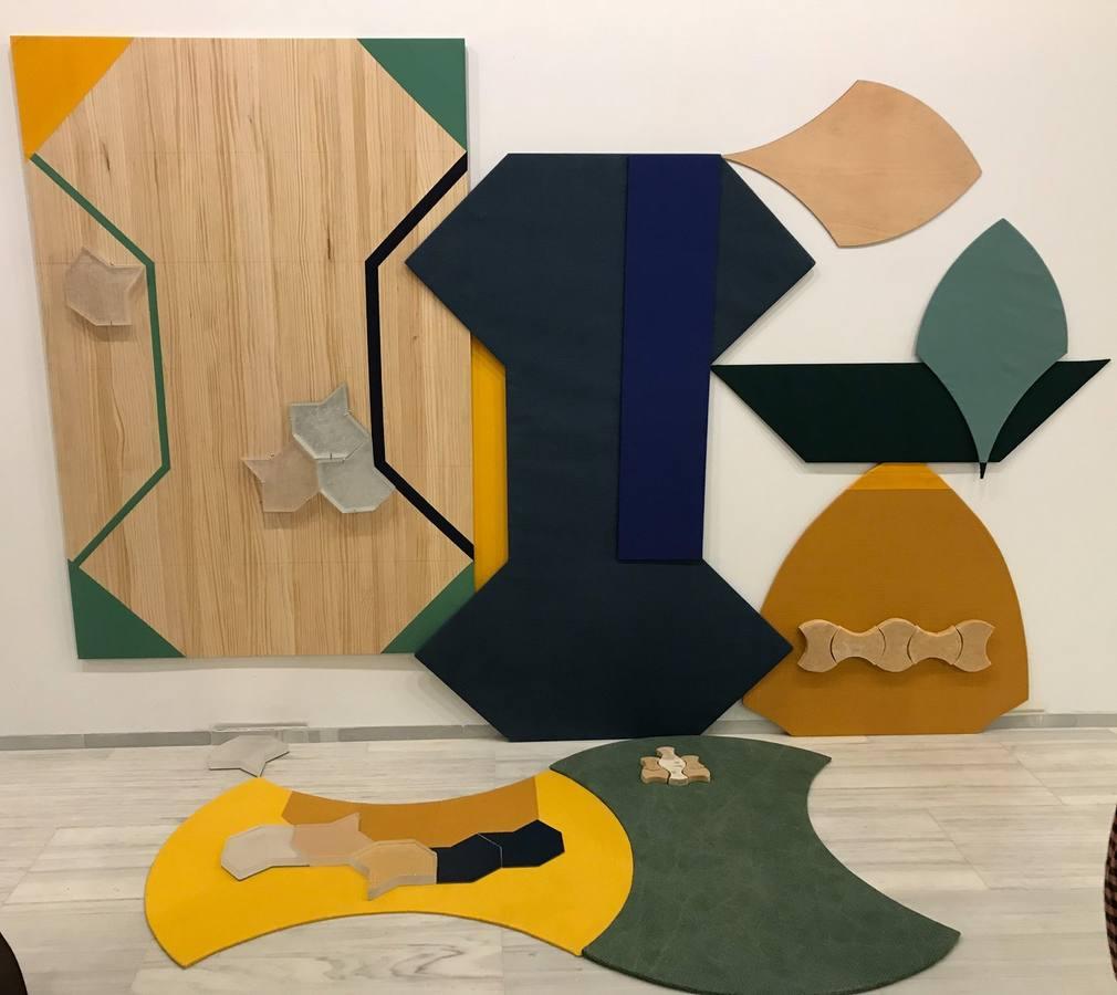 El Premio de Arte de Cervezas Alhambra expone una muestra de arte emergente en La Madraza