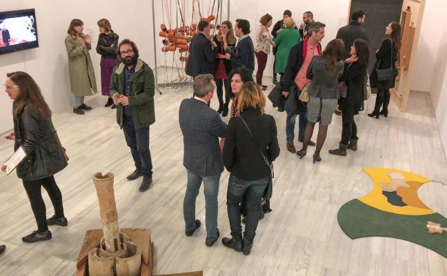 La Alhambra inspira una muestra de arte emergente en La Madraza