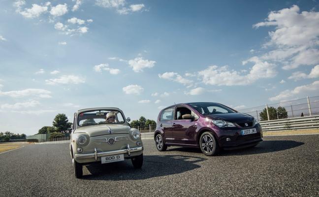 Las seis grandes diferencias en 60 años al volante