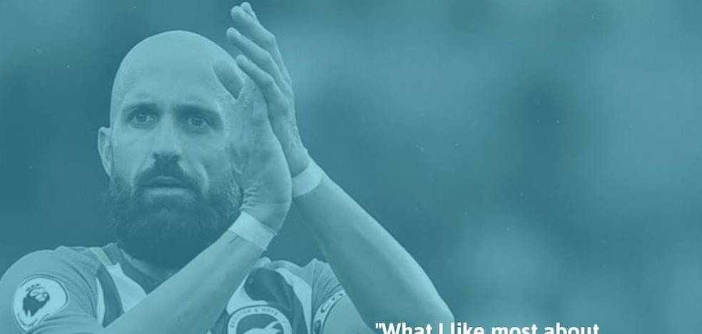 Bruno Saltor se une a 'Common Goal', el proyecto solidario de Mata