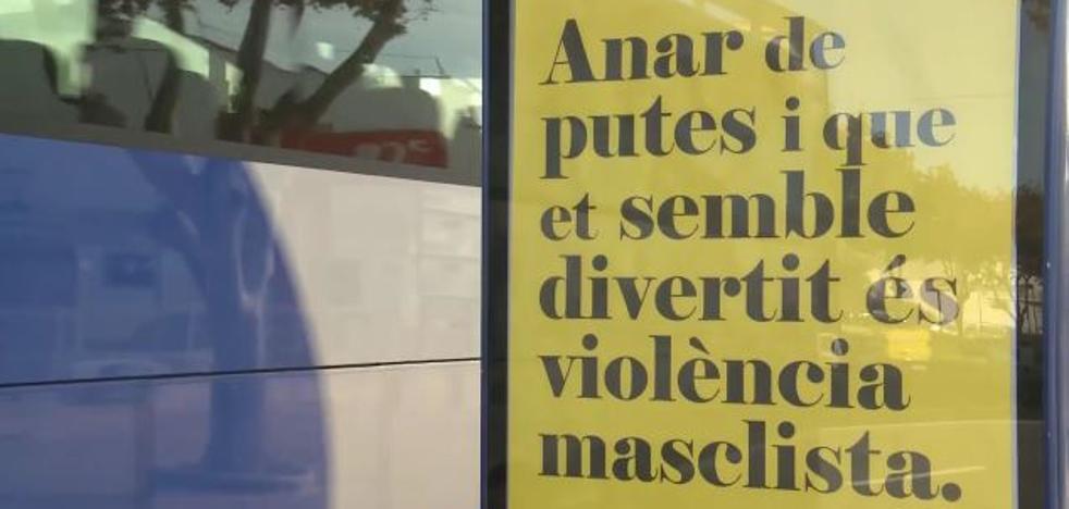 Polémica campaña contra la violencia de género en un pueblo de Alicante