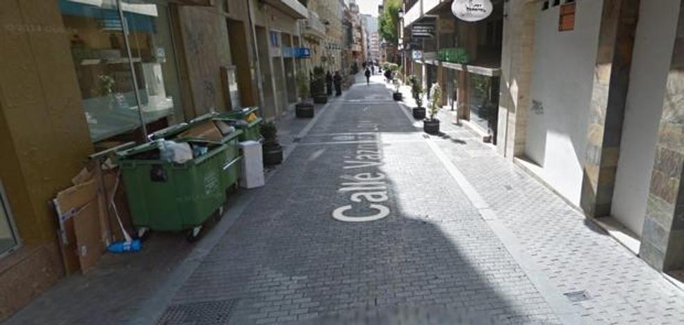 Hallan el cadáver de un recién nacido en un contenedor del centro de Huelva