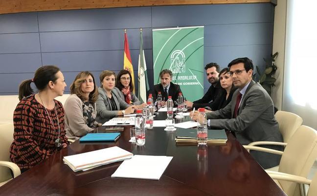 La Junta invertirá en el área metropolitana de Granada 84 millones de euros en infraestructuras de depuración
