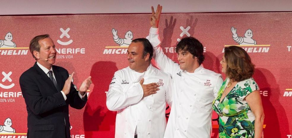 Le dan a Jordi Cruz su 3ª estrella Michelín: conoce todos los restaurantes de España con estrellas