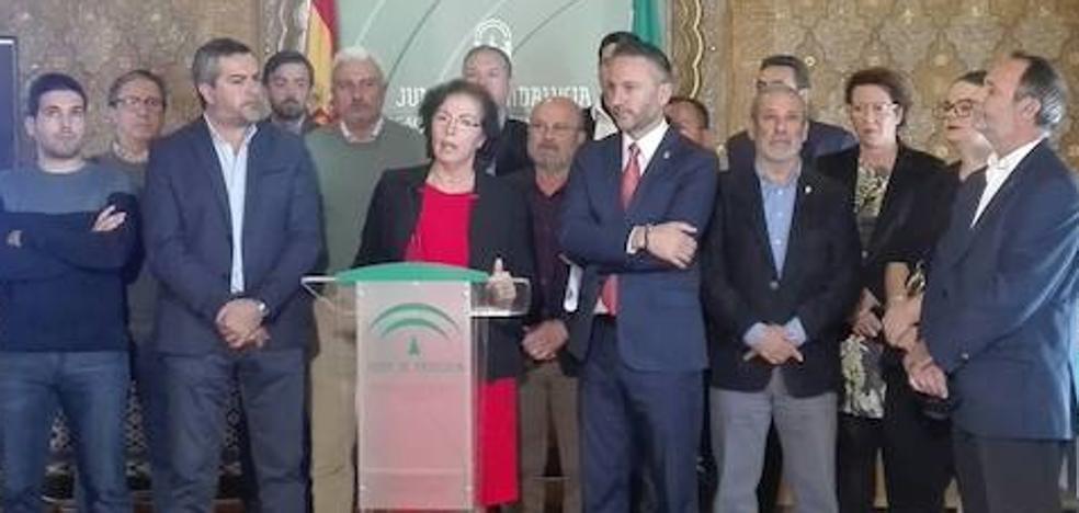 Junta, ayuntamientos y empresas se alían por la alta tensión entre Almería y Granada