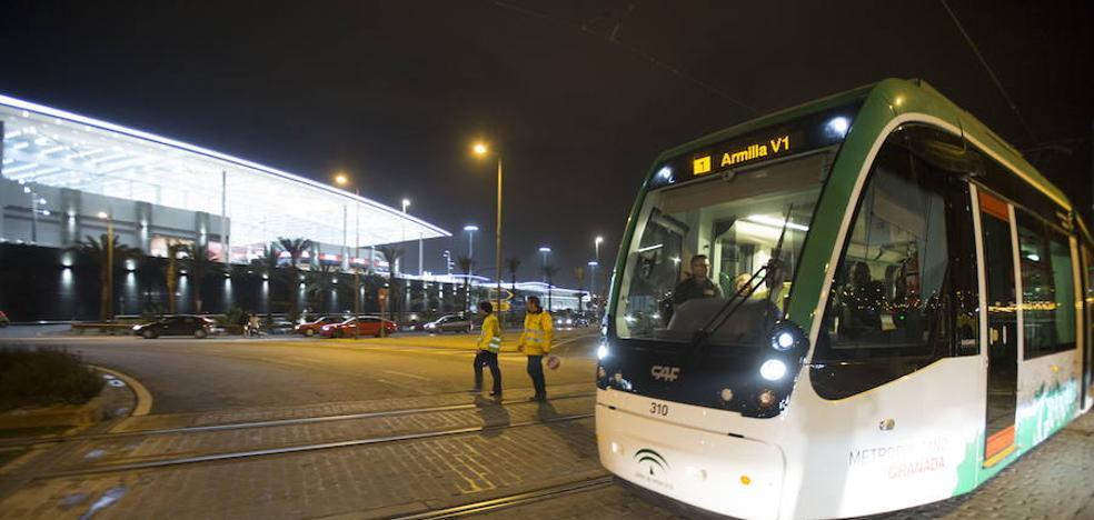 Metro de Granada reforzará la seguridad en la parada de Sierra Nevada por el 'Black Friday'