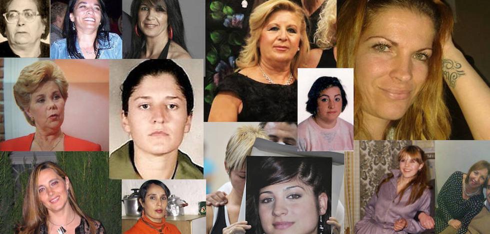 Granada, 20 años y 32 feminicidios después