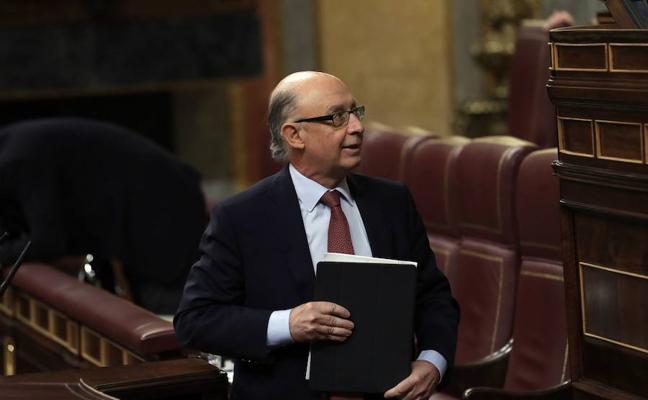 El Congreso da luz verde al nuevo Concierto Económico y al Cupo vasco