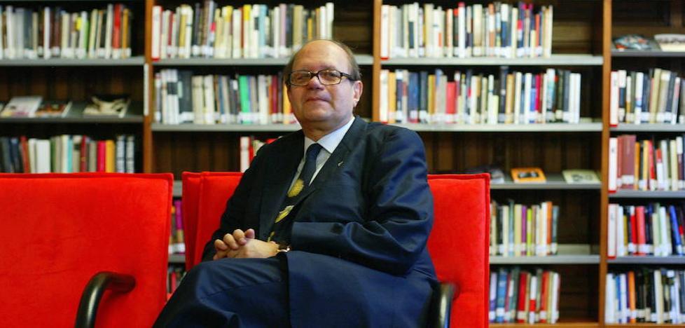 Pere Gimferrer, ganador del Premio Lorca