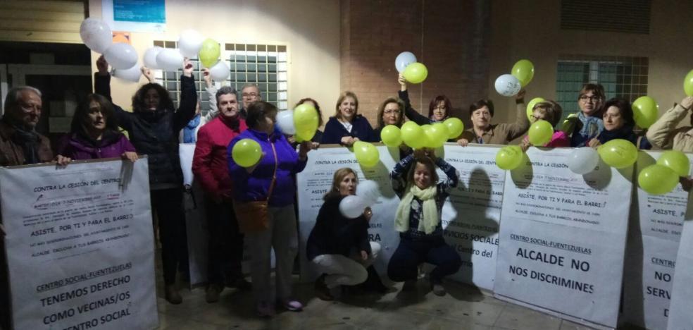 Segundo intento fallido para ratificar el convenio del centro social de Las Fuentezuelas