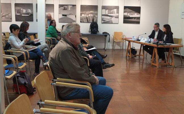 Los arquitectos, convocados a un concurso de ideas abierto para regenerar el Casco Histórico