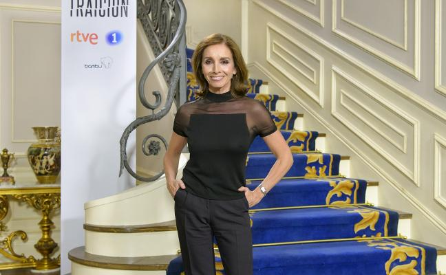 Ana Belén vuelve a televisión con una nueva serie: todos los secretos