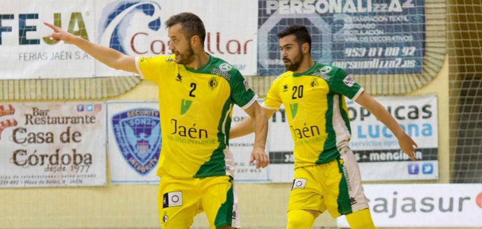 En directo: Santiago Futsal - Jaén Paraíso Interior