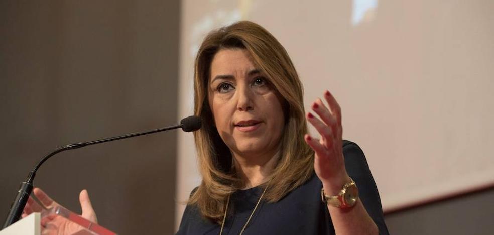 Susana Díaz entrega concesiones para nuevos recursos hídricos en el Poniente de Almería