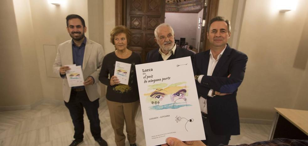 'Lorca en el país de ninguna parte' o la reivindicación de una ruta lorquiana por la Alpujarra granadina