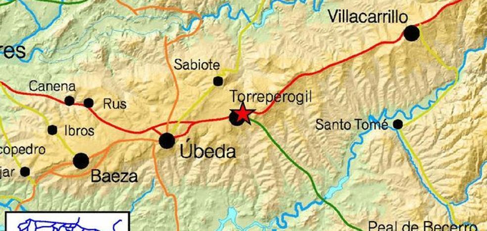 Sentido un terremoto de magnitud 3.1 en varios pueblos de Jaén