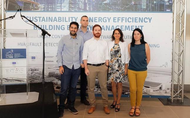 Un nuevo sistema inteligente de la UGR reduce un 20% el consumo de energía en grandes edificios