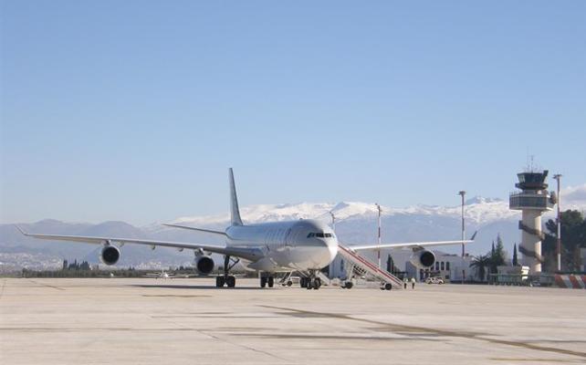 El aeropuerto de Granada vio cancelados 26 vuelos en junio, julio y agosto, y dos desprogramados