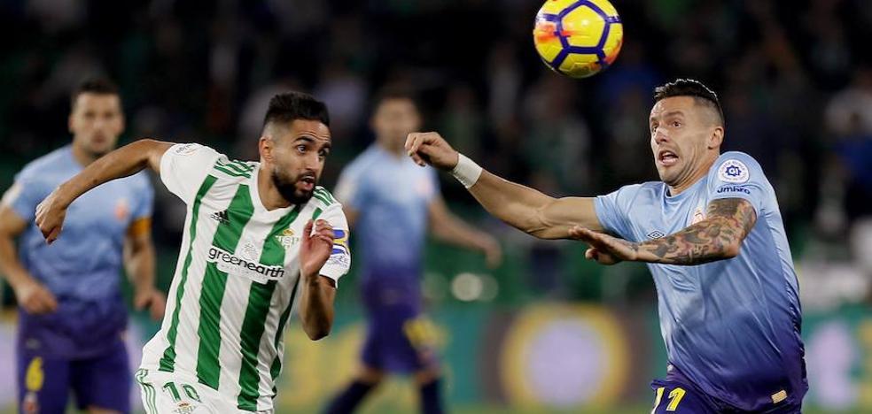 Betis y Girona empatan en un final de partido loco