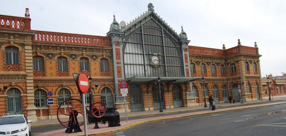 La rehabilitación integral de la antigua estación de tren arranca la semana que viene