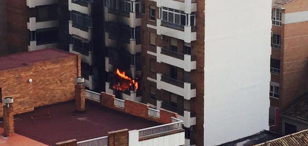 Dados de alta los tres menores que aún quedaban ingresados tras el incendio mortal en Granada