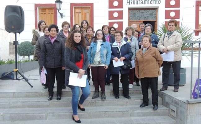 Sierra Mágina, una comarca unida contra la violencia hacia las mujeres