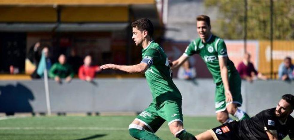 Las lesiones marcan una nueva jornada del Atlético Mancha Real