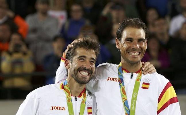 Marc López se suma a la lista para el dobles del Nacional absoluto de Granada