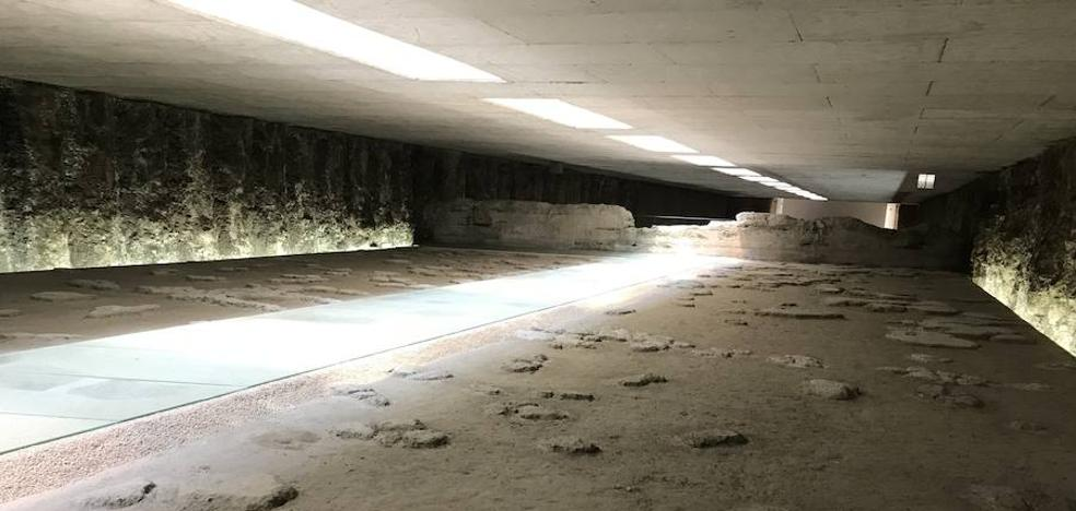 Metro de Granada abre gratis al público los restos arqueológicos de la estación de Alcázar Genil