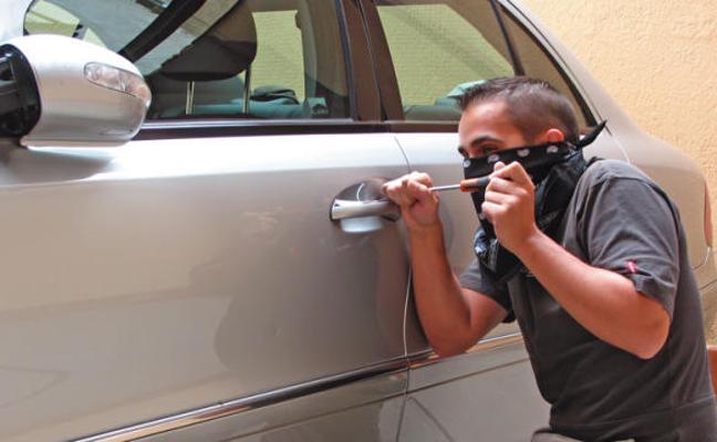 ¿Cuáles son los coches más y menos robados de España?