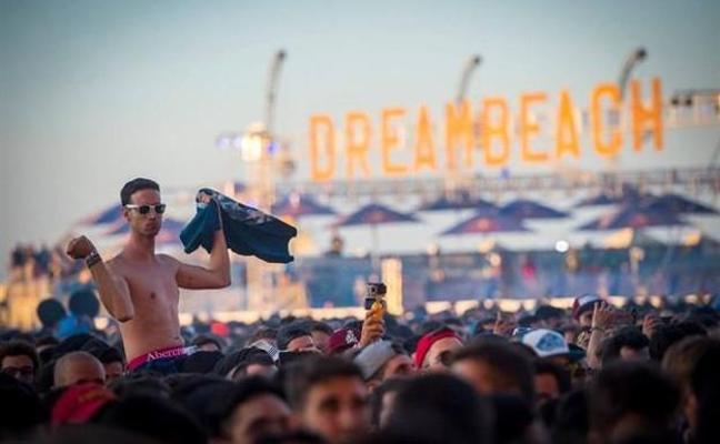 Dreambeach vende en un mes 19.000 abonos y completa casi el 40% de su capacidad