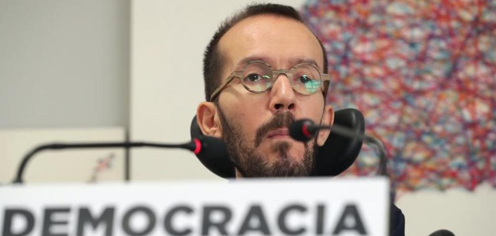 Podemos carga contra Puigdemont y sus «mágicos» planteamientos