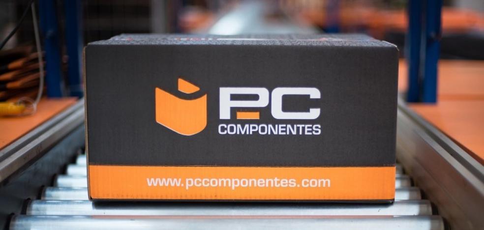 Descuentos de 200 euros de PcComponentes en el Cyber Monday: televisores y ordenadores