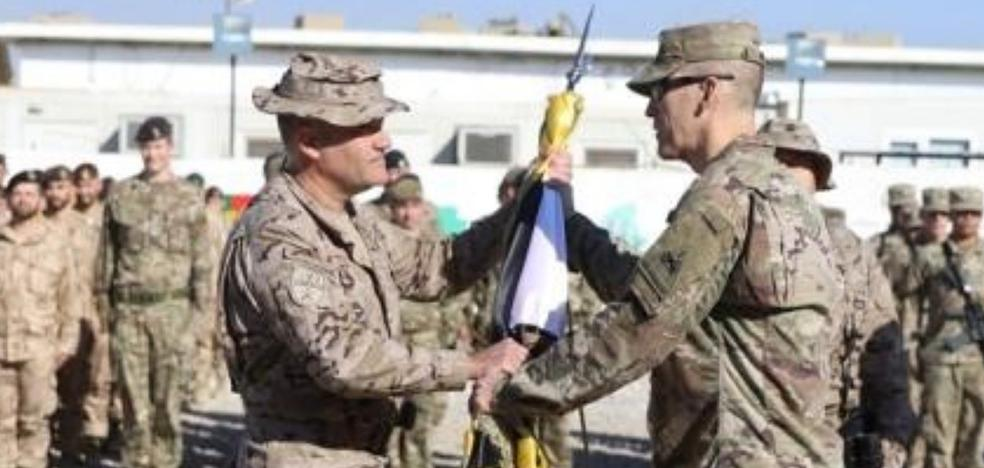 La Brigada de La Legión toma el mando de la operación 'Inherent Resolve' en Irak