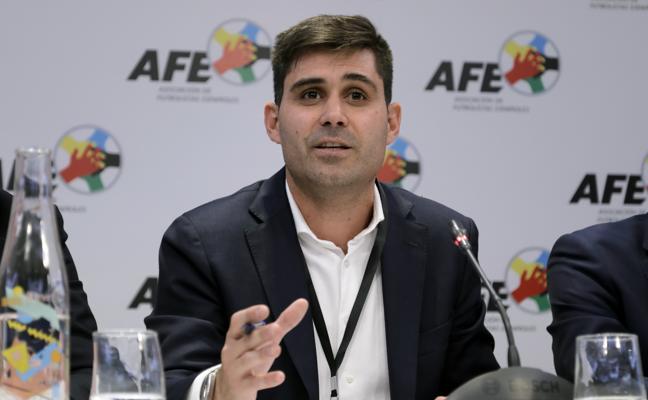 Aganzo nombra vicepresidentes a De Gea, Mata, Busquets y Nacho