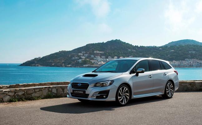 Subaru Levorg, mejoras en seguridad, confort y diseño