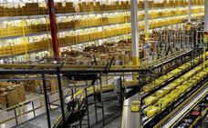 Amazon busca repartidores a 14 euros la hora