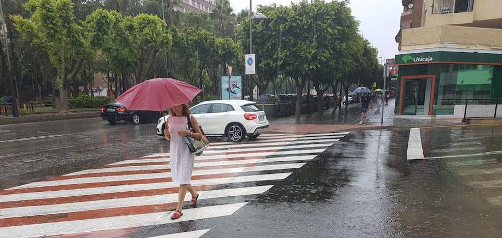 Las lluvias harán acto de presencia a lo largo de este martes