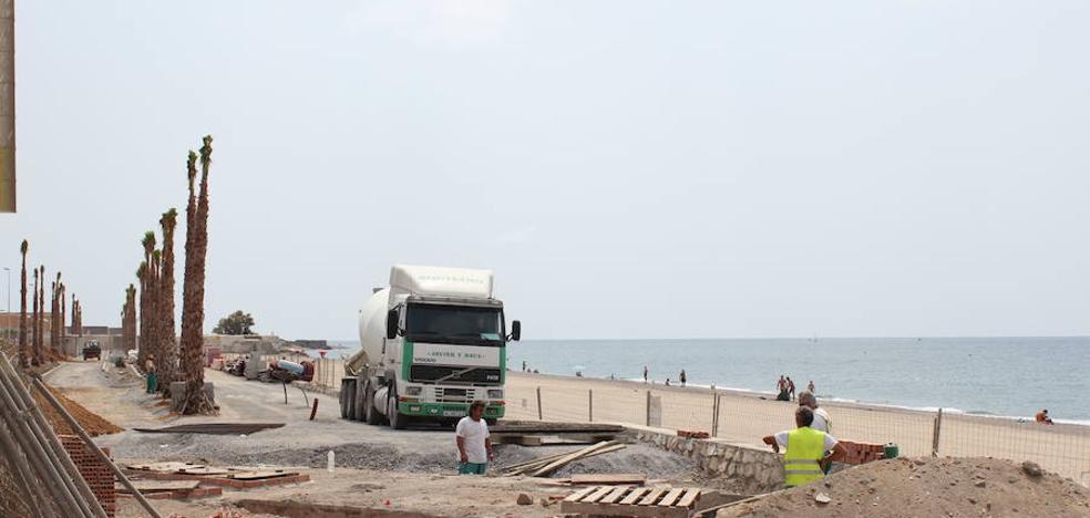 Sale a licitación la segunda fase del Paseo Marítimo de Almería