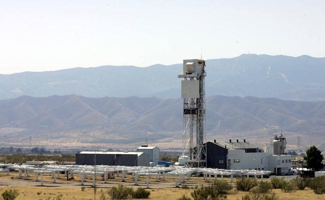 La Subdelegación garantiza la estabilidad de la Plataforma Solar