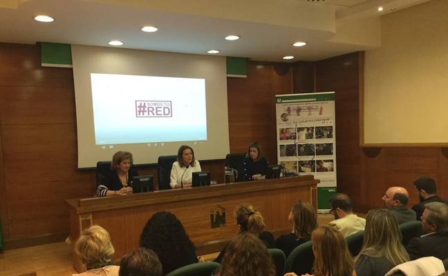 La Junta presenta en Jaén su campaña del 25N bajo el lema 'Somos tu Red' que se prolongará hasta el 10 de diciembre